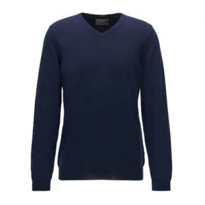 NAVY PULLOVER SWEATER500